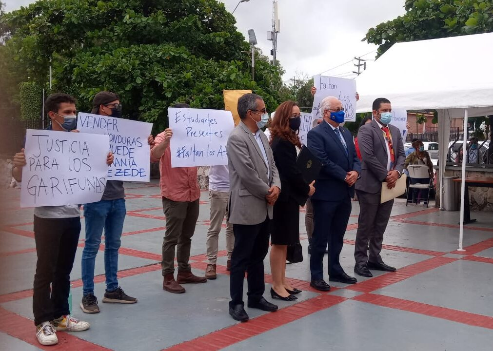 UNAH presenta recurso de inconstitucionalidad contra las ZEDE en el país