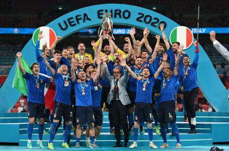 Italia toca la gloria y gana su segunda Eurocopa en la historia