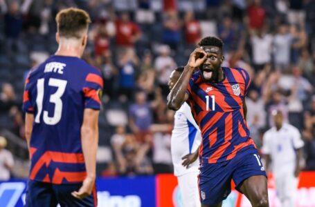 Estados Unidos y Canadá golean y clasifican a cuartos de final de la Copa Oro