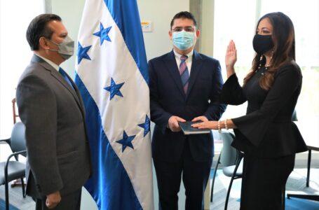 Leonor Osorio asume como nueva subsecretaria de Gobernación y Descentralización