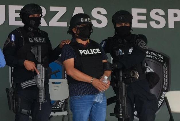 En prisión se mantendrá el extraditable Cordón López hasta próxima audiencia