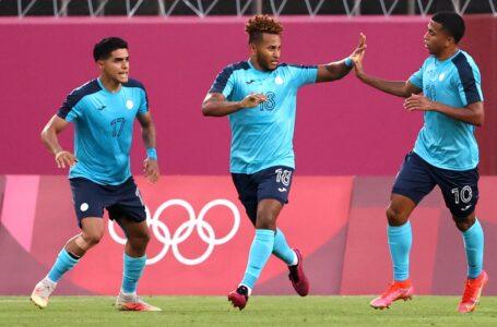 Selección olímpica de Honduras ya trabaja en Yokohama donde enfrentará a Corea del Sur