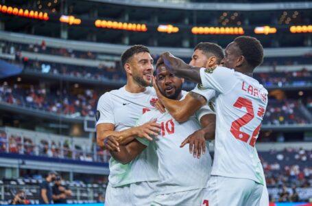 Canadá venció 2-0 a Costa Rica y la eliminó de la Copa Oro 2021