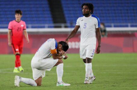 Honduras se despide del sueño olímpico siendo goleada 6-0 por Corea del Sur