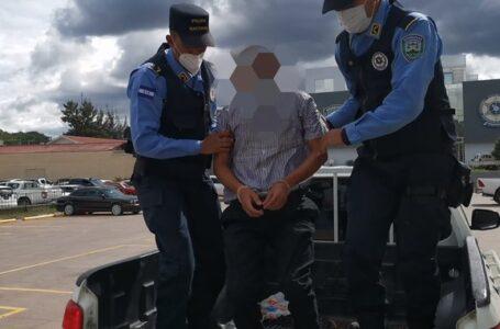 DPI captura supuesto integrante de la pandilla 18 con tres órdenes judiciales pendiente