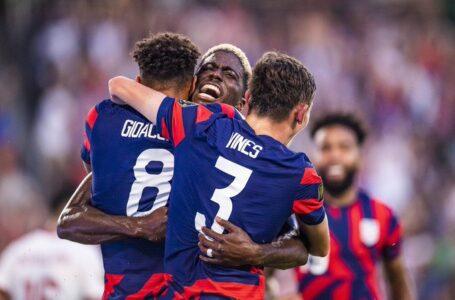 EE.UU supera 1-0 a Qatar y es finalista de la Copa de Oro