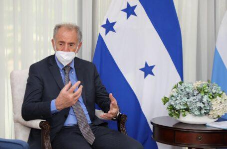 Argentina y Honduras buscan impulsar relación de comercio bilateral