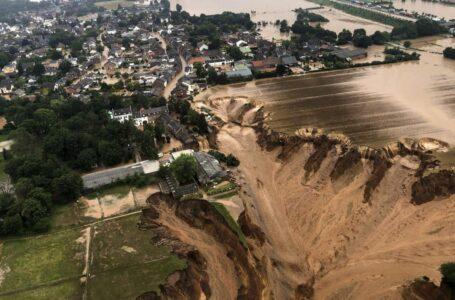150 muertos y 1000 desaparecidos por las inundaciones en Europa
