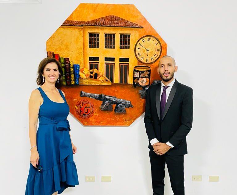 """""""Mi Ciudad de los Zorzales"""", exposición de arte en honor a SPS"""