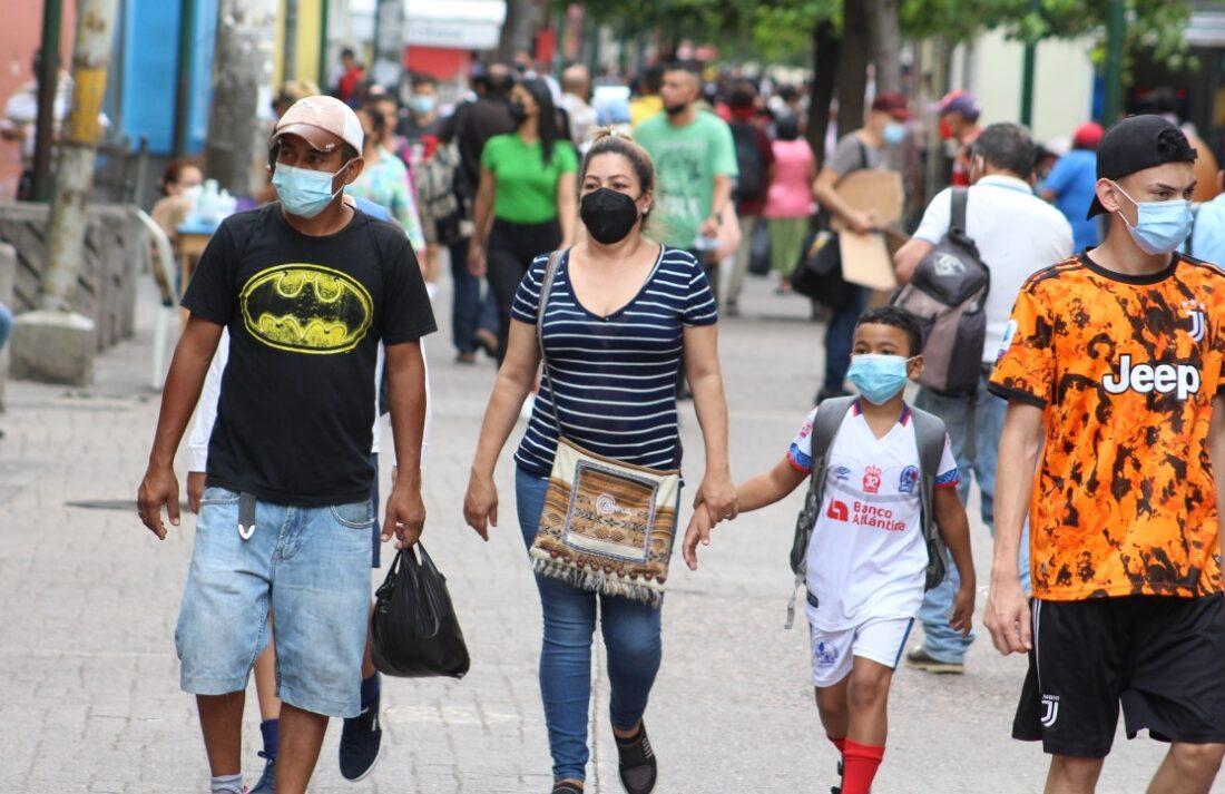 COVID se ensaña de forma más agresiva con los menores en Honduras