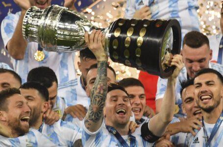 Bendito sea el fútbol que por fin convirtió a Messi en leyenda