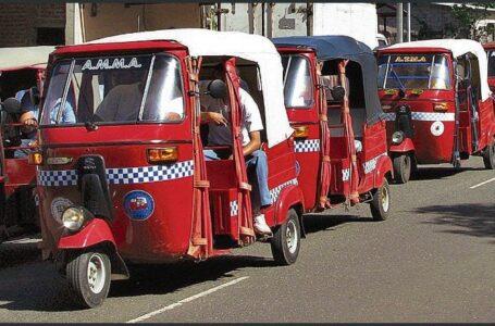 Dirigencia de mototaxis anuncia paro a nivel nacional por incumplimiento del gobierno