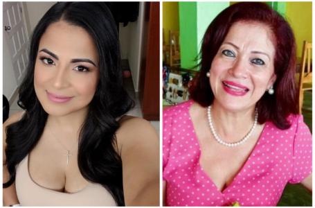 """""""Como duele"""": presentadora Samantha Velásquez lamenta muerte de su tía Carolina Echeverría"""