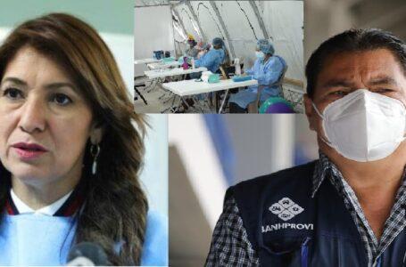 Autoridades de la SESAL, reconocen que Alcaldía Capitalina sí ha trabajado en el combate a la pandemia