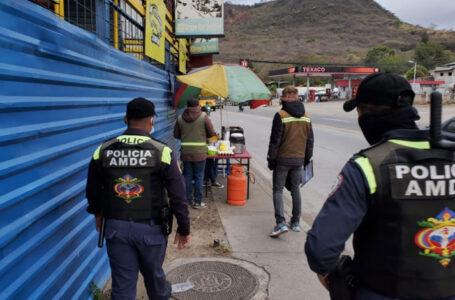 Registran más de 500 denuncias al mes por conflictos entre vecinos en la capital