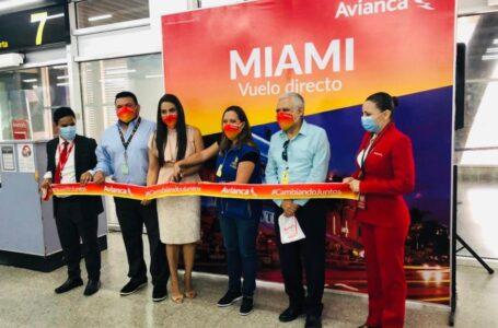 Aerolínea reanuda operaciones en la ruta San Pedro Sula-Miami