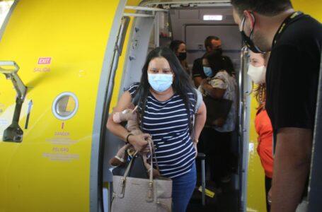 Incrementa atenciones de viajeros en Honduras ante reactivación de vuelos