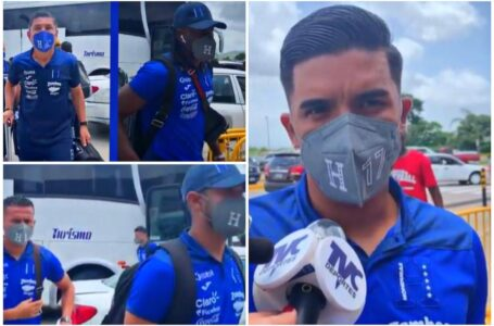 Honduras viajó a EE.UU. para disputar la Copa Oro que arranca este sábado