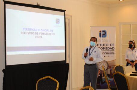 Hondureños podrán obtener Certificado Oficial de Registro de Vehículo en línea