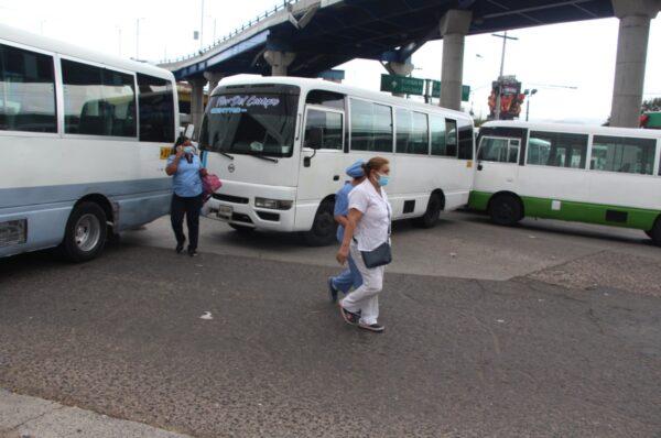 Paro de transporte deja un impacto en la economía de al menos L. 700 millones