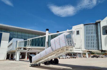 Anuncian que en 84 días será la apertura del Aeropuerto Internacional de Palmerola