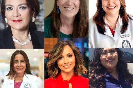 Siete talentosas hondureñas entre las 100 mujeres más poderosas de la región