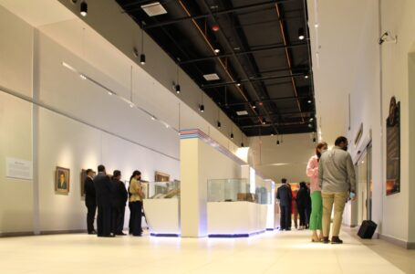 BCH inaugura exposición del Bicentenario de Independencia de Centroamérica