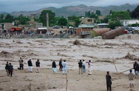 Cerca de 40 muertos y 150 desaparecidos en inundaciones en Afganistán