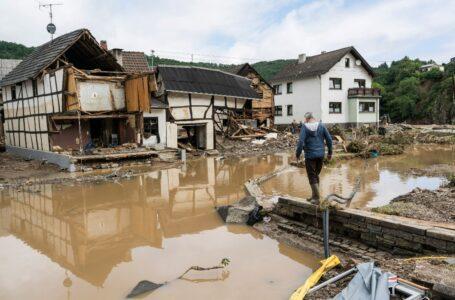 Inundaciones en Europa: ya son más de 180 los muertos y hay decenas de desaparecidos
