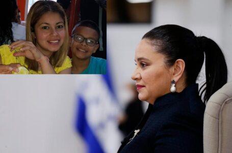Madre del pequeño Enoc pide a la primera dama intervenir para encontrar a su hijo