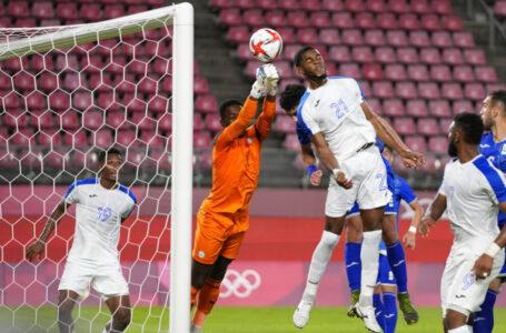 Honduras debutó con derrota por un autogol ante Rumania en los Juegos Olímpicos