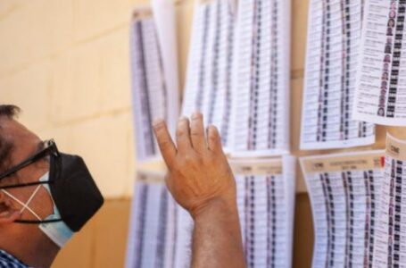 Censo electoral provisional ya está publicado