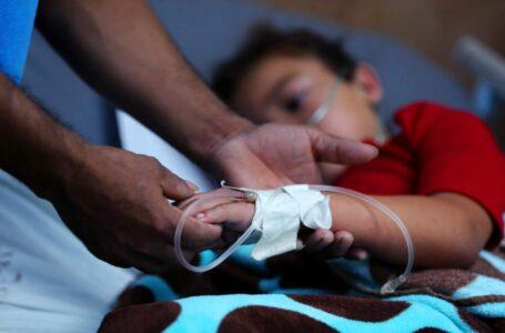 Pediatras sampedranos alarmados por aumento de casos de dengue en menores