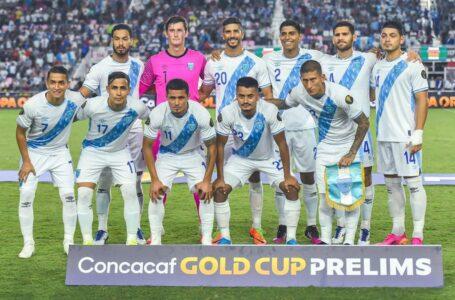 Guatemala jugará la Copa Oro tras retiro de Curazao por brote de COVID-19