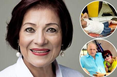 """Esposo de exdiputada Echeverría asegura que """"no habían recibido amenazas a muerte"""""""