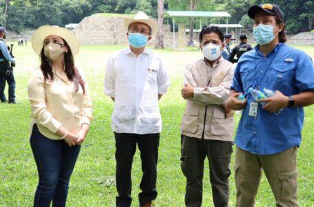Honduras y Japón firman convenio para reconstrucción del Parque Arqueológico de Copán Ruinas