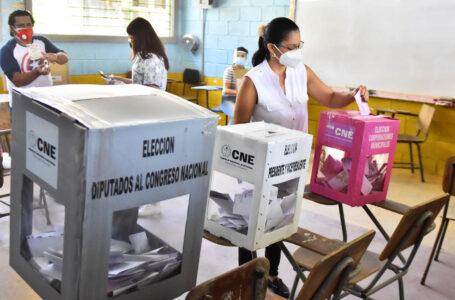 REDH pide a clase política asegurar elecciones generales transparentes