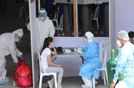 Contagios de Covid-19 en las enfermeras se han reducido en un 82%