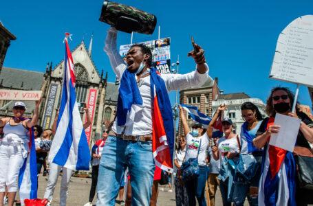Gobiernos de 21 países, incluyendo Honduras, repudian los arrestos masivos en Cuba