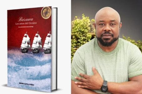 Escritor hondureño publica libro basado en hechos reales sobre el pasado garífuna