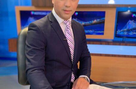El periodista hondureño Javier Castro está nominado a cuatro Premios Emmy