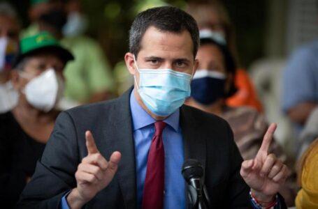 Funcionarios del régimen de Maduro intentaron detener al presidente encargado Juan Guaidó