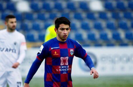 Jonathan Rubio firmará con equipo de Primera en Portugal, pero será cedido a uno de Segunda