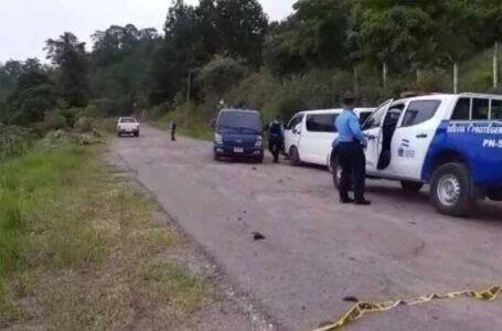 Encuentran tres mujeres muertas en la aldea San Matías de Tegucigalpa
