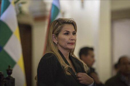 Justicia de Bolivia extiende prisión preventiva a Jeanine Áñez