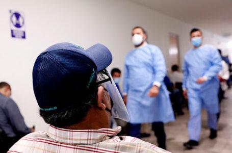 Alarma por COVID en la capital: sin oxígeno y cupos e incremento de atenciones