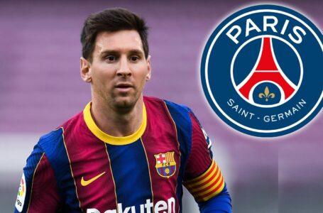 Pochettino confirma el interés del PSG en Messi