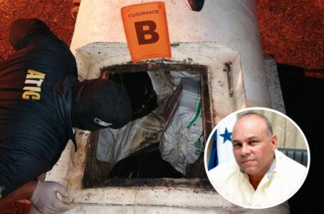 Alcalde de Roatán entre los detenidos en incautación de cocaína en cisterna