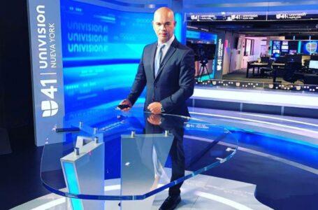 Periodista hondureño Javier Castro recibe importante galardón en Nueva York