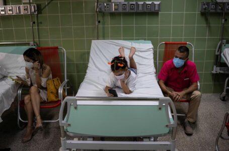 Cuba avanza en ensayos de Fase 3 para ampliar vacunación anticovid a niños